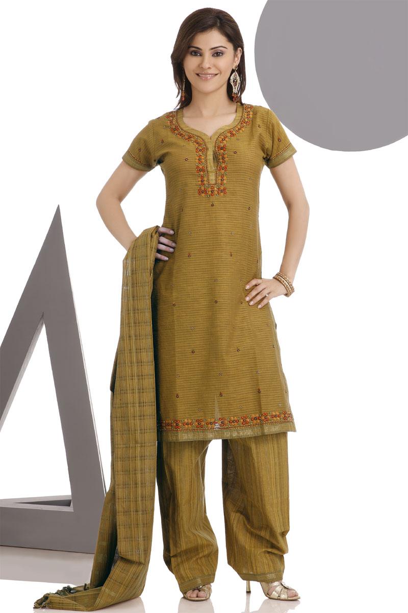 dd3423415b Winter Cotton Dresses - salwar kameez - XciteFun.net