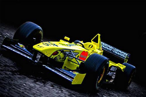 Jordan f1 ej10 formula 1 car - Jordan screensaver ...
