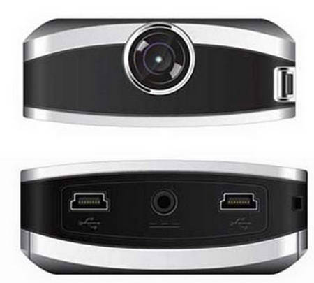 Allcam cp1 handheld portable pico projector for Portable handheld projector