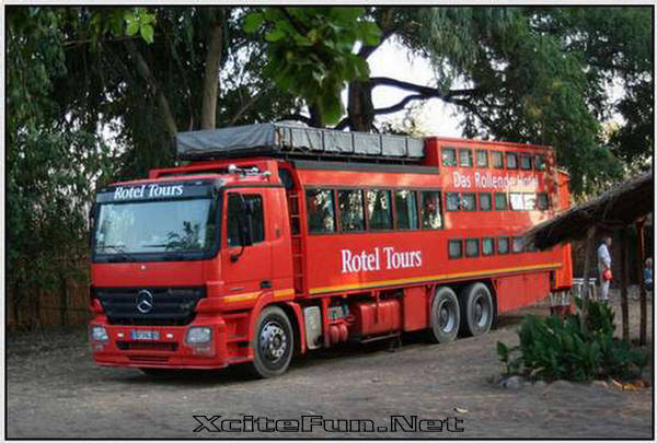 rotel tours the rolling hotel mercedes 0404. Black Bedroom Furniture Sets. Home Design Ideas