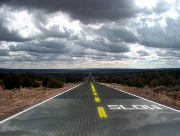 Solar Roadways: Paved Solar Panels : Science, Technology