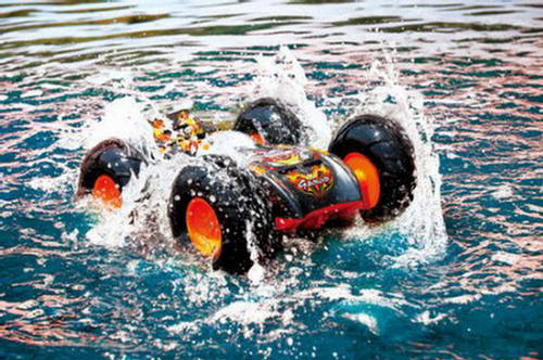 Remote Control Cars That Can Go In Water And Snow