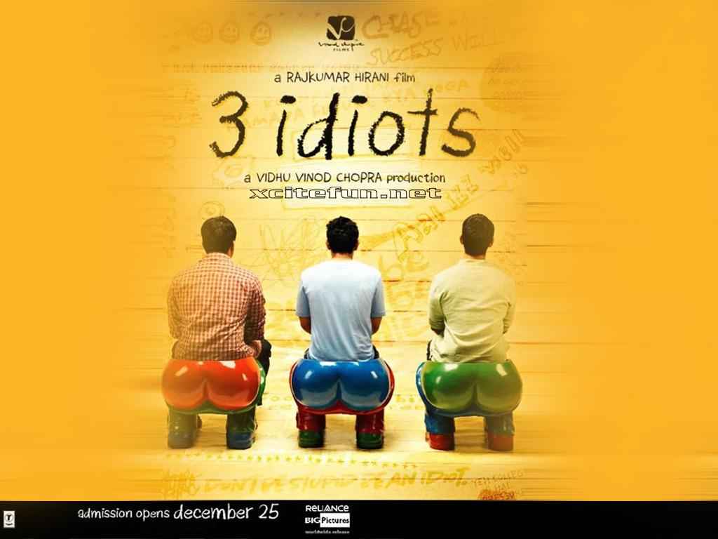3 Idiots Movie Wallpapers Xcitefun Net