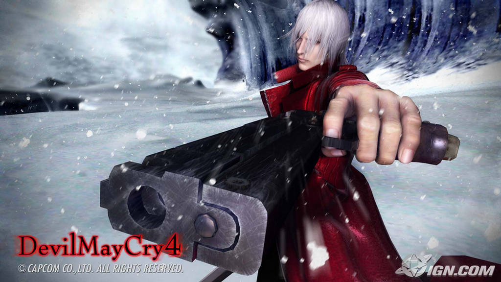 devil wallpaper. PS3 Wallpaper Devil May Cry 4