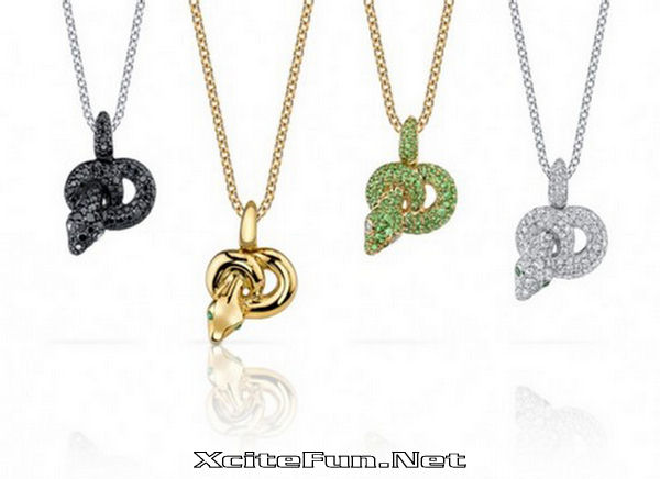 asprey snake jewelry collection the