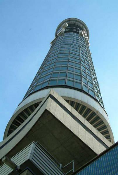 Bt Tower Revolving Restaurant London Xcitefun Net