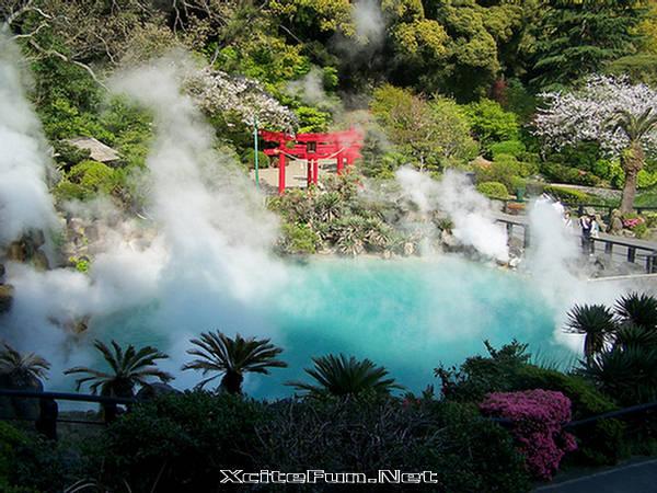 Nine Hells: Geothermal Water - Beppu Japan - XciteFun.net