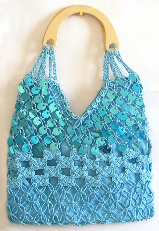 Stylish crochet bags - Bolsos tejidos a crochet ...