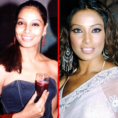 Bollywood Actress With and Without Makeup