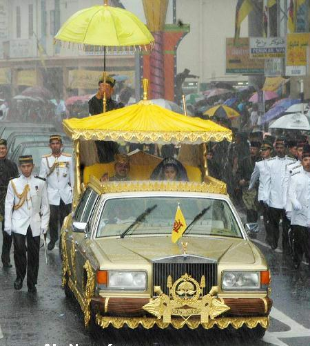 Life Story of king of Brunei Must See and Read