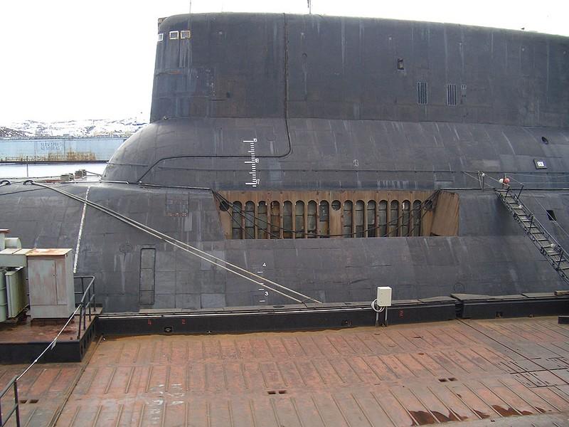 World 39 S Largest Submarine