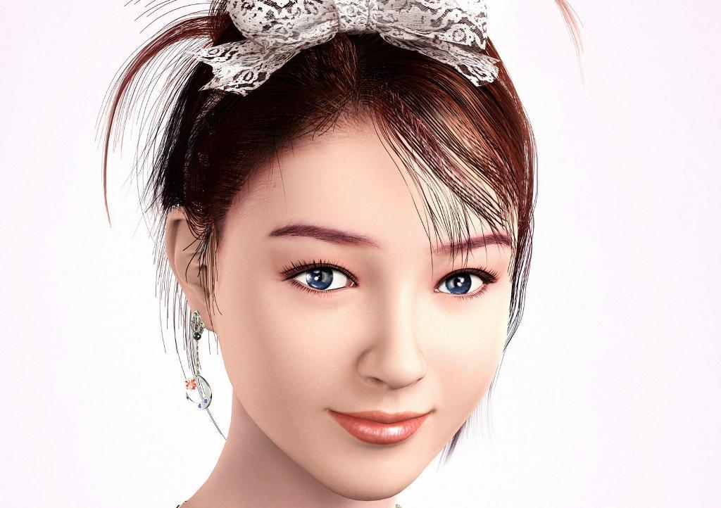 Cute girls fantasy art