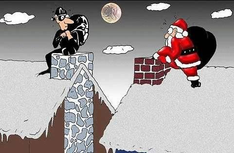 funny winter cartoons