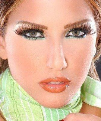 arabic makeup photos. Arabic Makeup