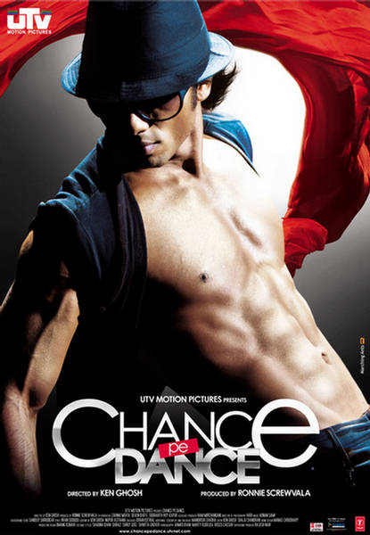 Chance Pe Dance: Make Your Move - Movie Poster : Movies, Parties