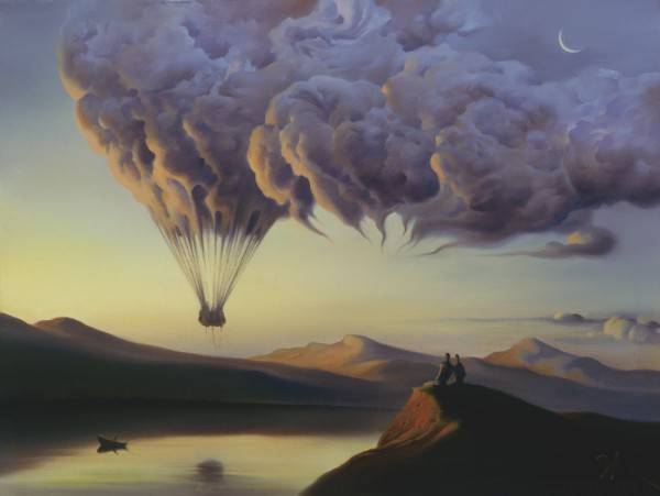 Surrealism Paintings by Vladimir Kush