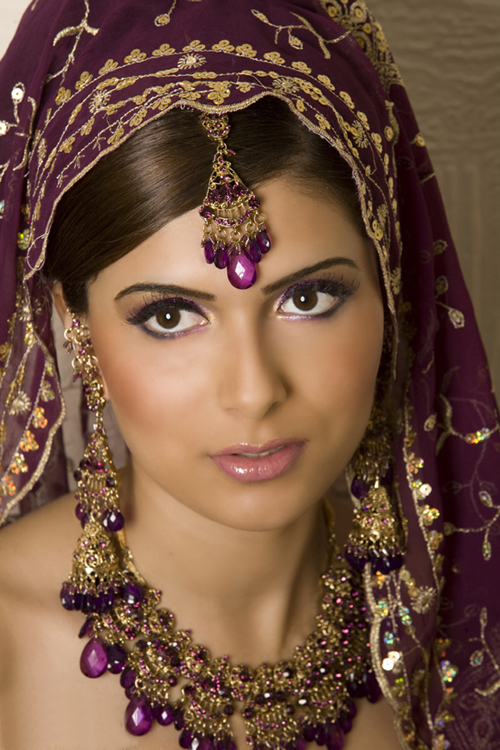 Bridal Makeup Elegant and Beautiful