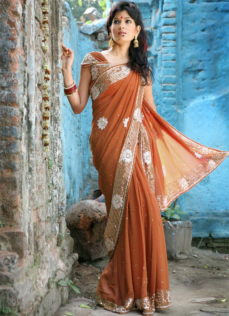 132747xcitefun embroided saree 11 - Saree's with beautiful Embroidery