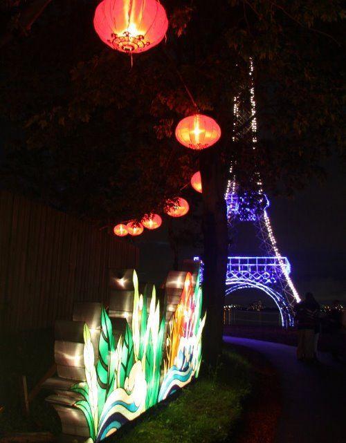 مهرجان المصابيح بالصين ...تعالوا نتفرج