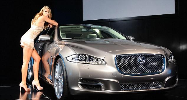 New Xj Limousine By Jaguare Awsome Car Xcitefun Net