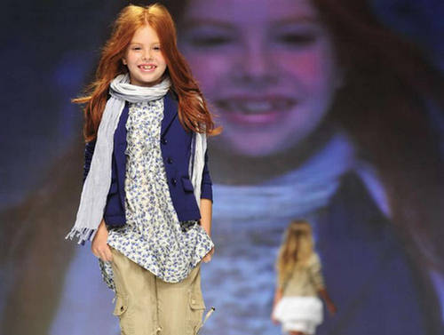 135937xcitefun kids fashion show 4 - Cute Kids: Fashion Show For Children