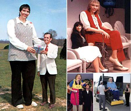 tallest woman in world. Top 10 Tallest Women of the