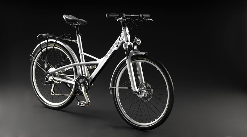 A bike from mercedes benz for Mercedes benz bicycles