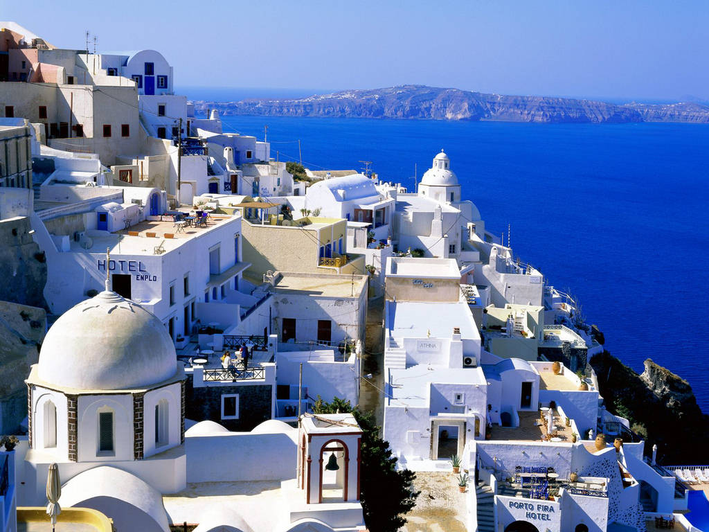 Greece Beaches Boat Yourself On Gorgeous Island