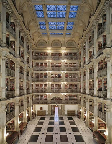 World Famous Libraries