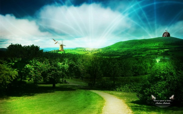 Ever Best Landscape Manipulated Wallpapers Xcitefun Net