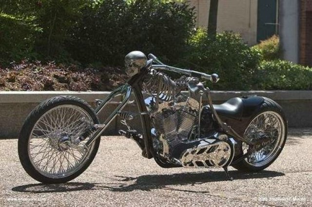 Very Cool And Crazy Bikes Choice Is Yours