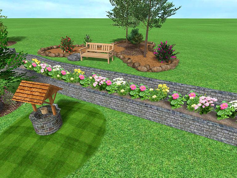 Ландшафтный дизайн 3