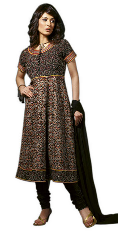 Anarkali Farak Pajama Suits