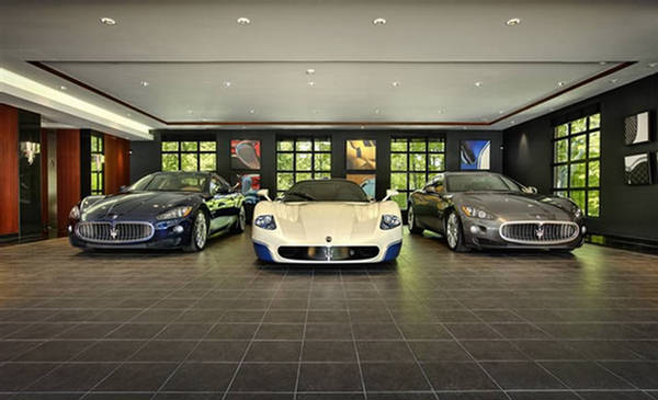 Gorgeous garages park your car here for Gorgeous garage
