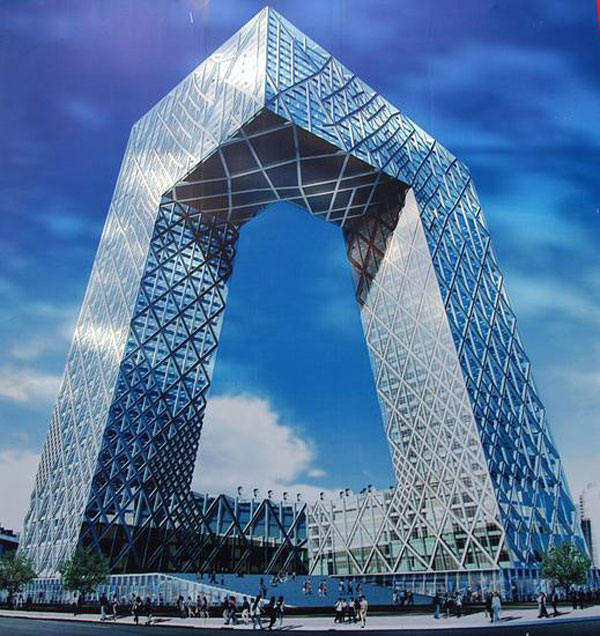 Worlds Top 10 Unique Structures