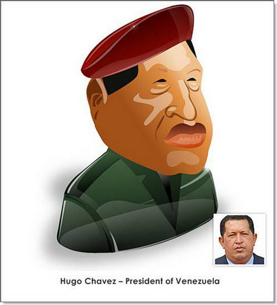 The Coolest Cartoon Characters Of 8 Famous Politicians ...