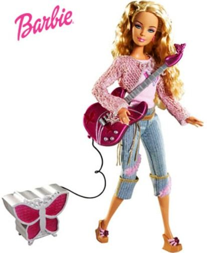 How should i begin my research paper over Barbie?