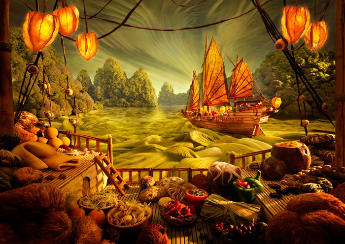 Fantastic Food Landscapes 147495,xcitefun-chin