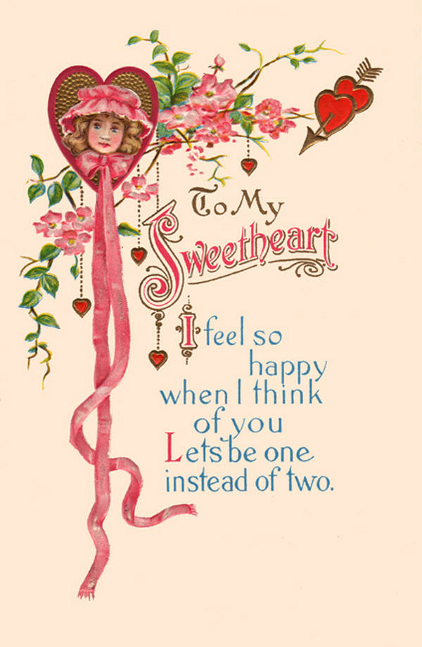 Valentine's Day Poems - Poetry of Love : Greetings, Wishes