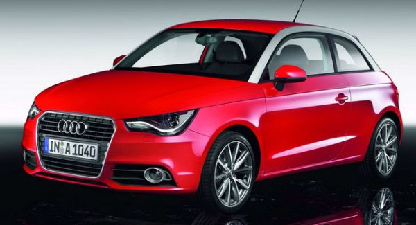 Audi A1 SuperMini Car 2011