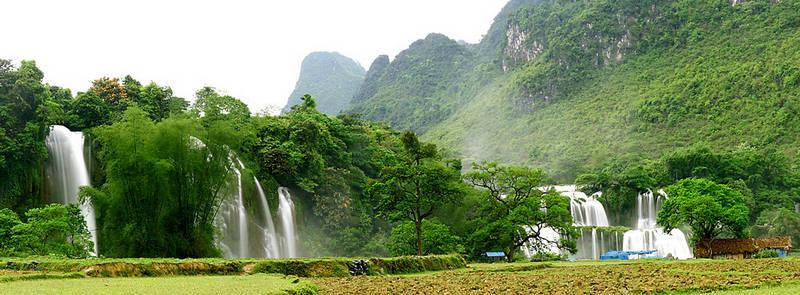 شلالات فيتنام 149052,xcitefun-ban-gioc-waterfall-9