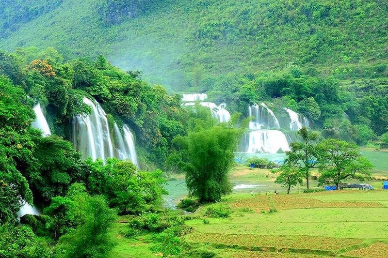 شلالات فيتنام 149053,xcitefun-ban-gioc-waterfall-8