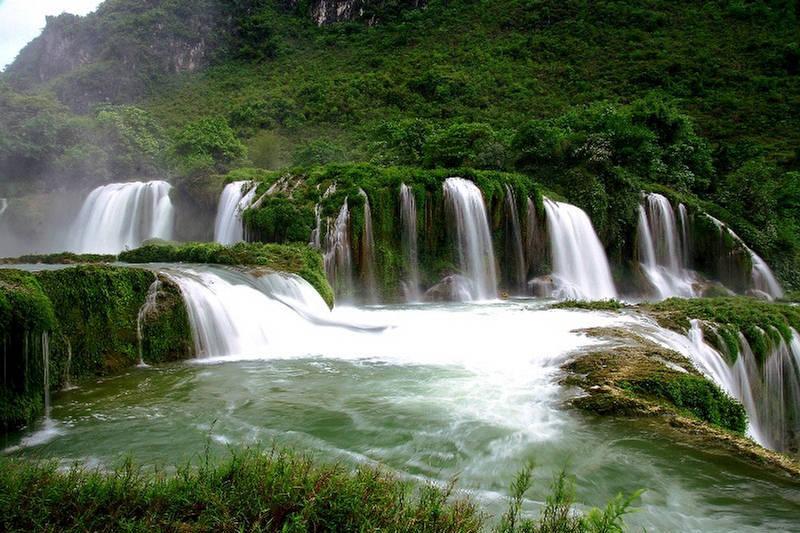 شلالات فيتنام 149054,xcitefun-ban-gioc-waterfall-7