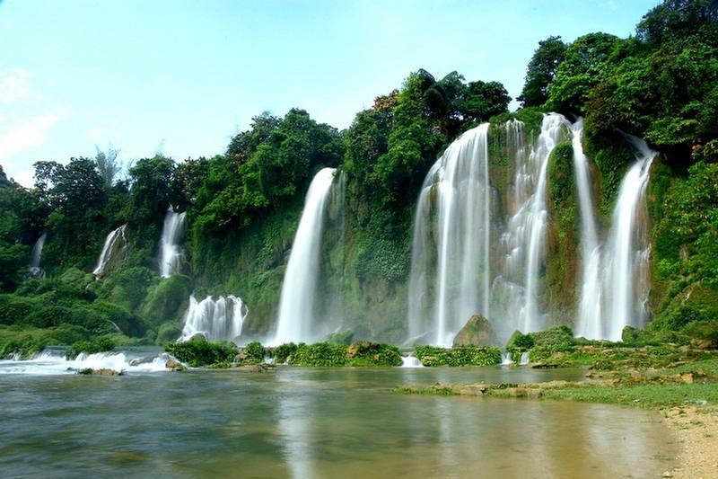 شلالات فيتنام 149056,xcitefun-ban-gioc-waterfall-5