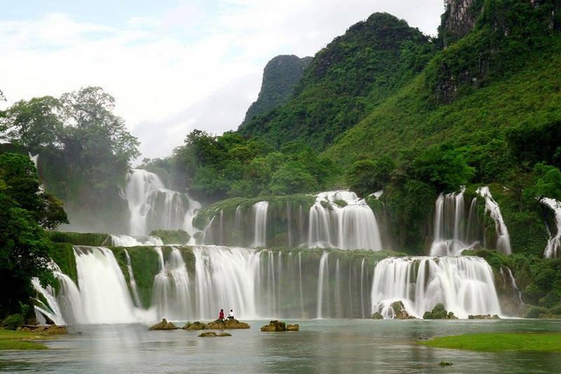 شلالات فيتنام 149057,xcitefun-ban-gioc-waterfall-4