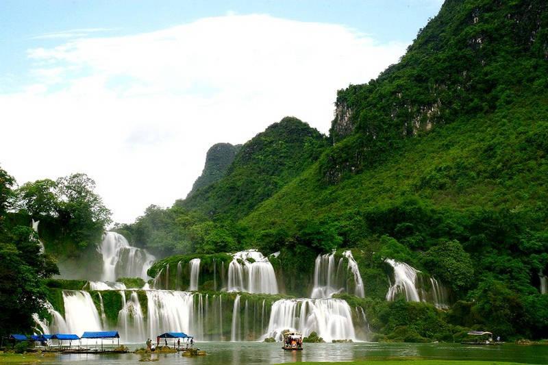شلالات فيتنام 149058,xcitefun-ban-gioc-waterfall-1
