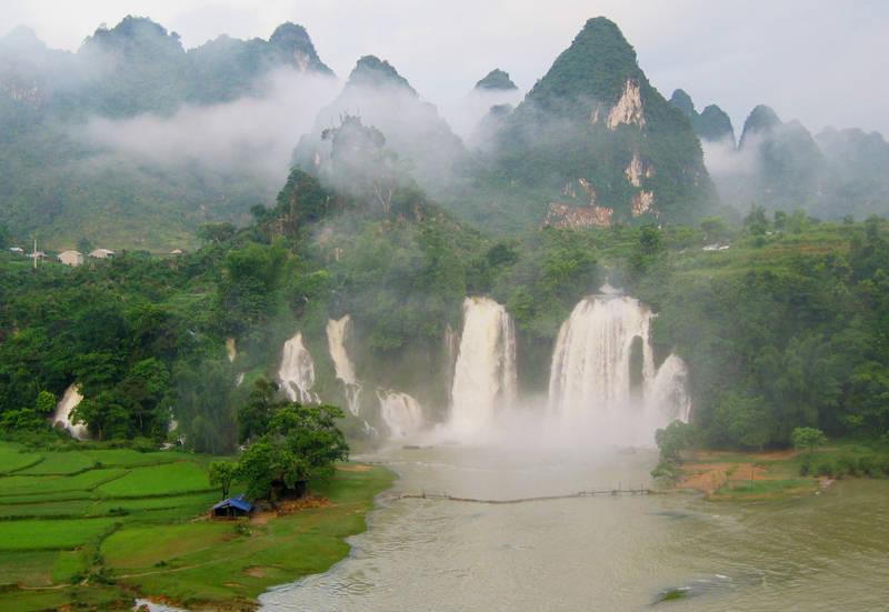 شلالات فيتنام 149069,xcitefun-ban-gioc-waterfall-16