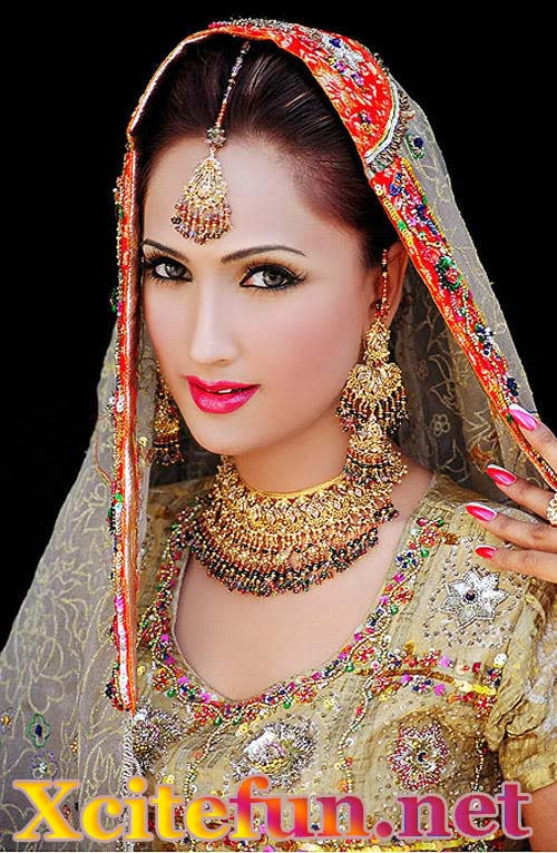 makeup indian women. indian ridal makeup photos.