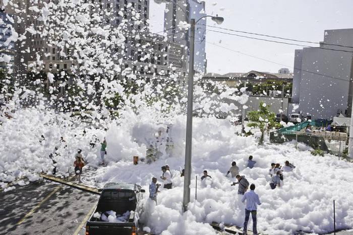 149543xcitefun sony foam flood 2 - Foam City - Sony Foam Flood