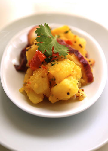 149909xcitefun potatoes vegetable 1 - Potatoes Vegetable - Lunch Recipe